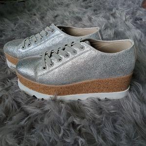 STEVE MADEN Sparkle Sneaker!!